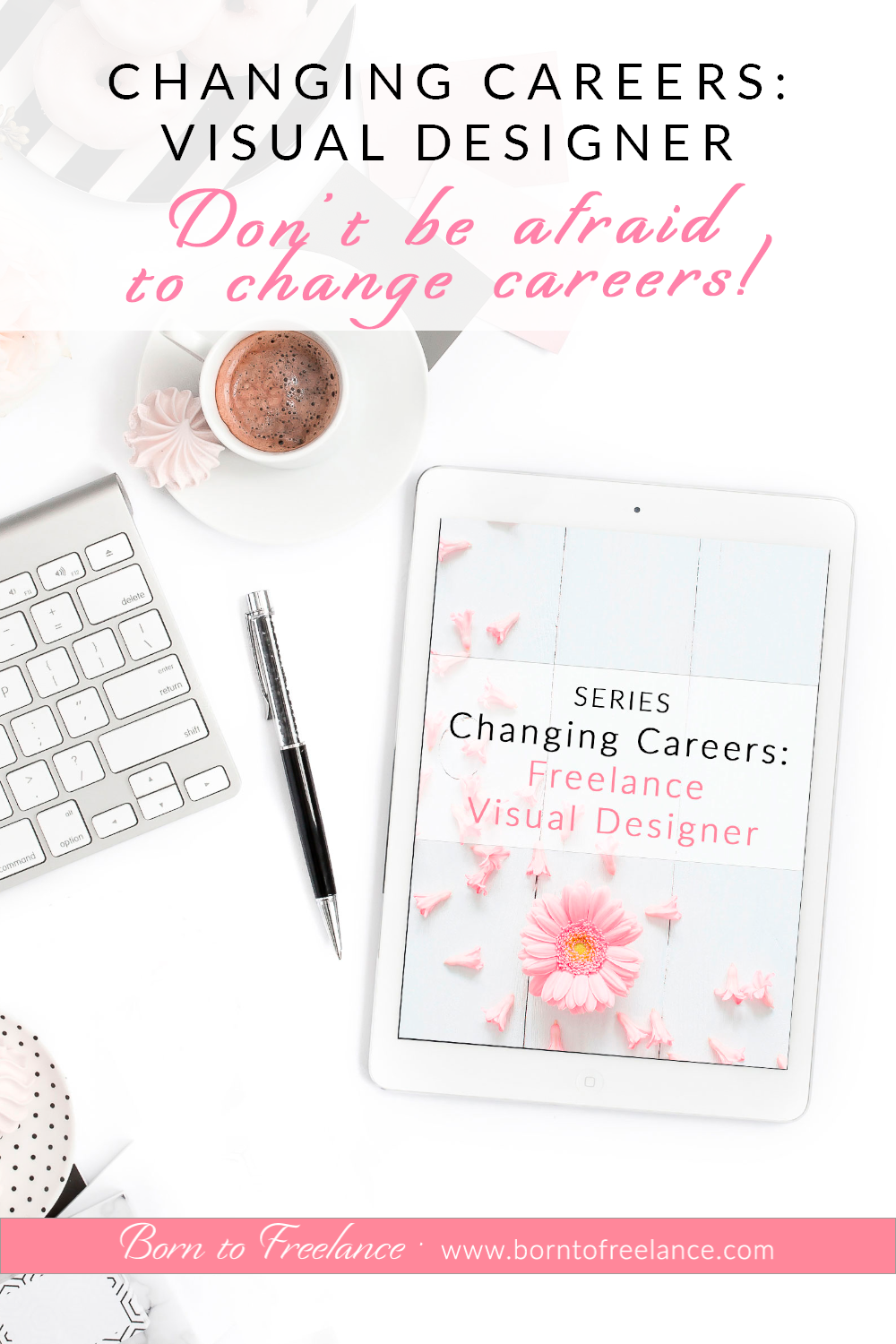 Change careers - Visual Designer