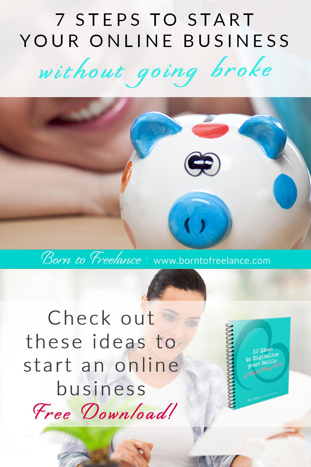 Start your online business without money