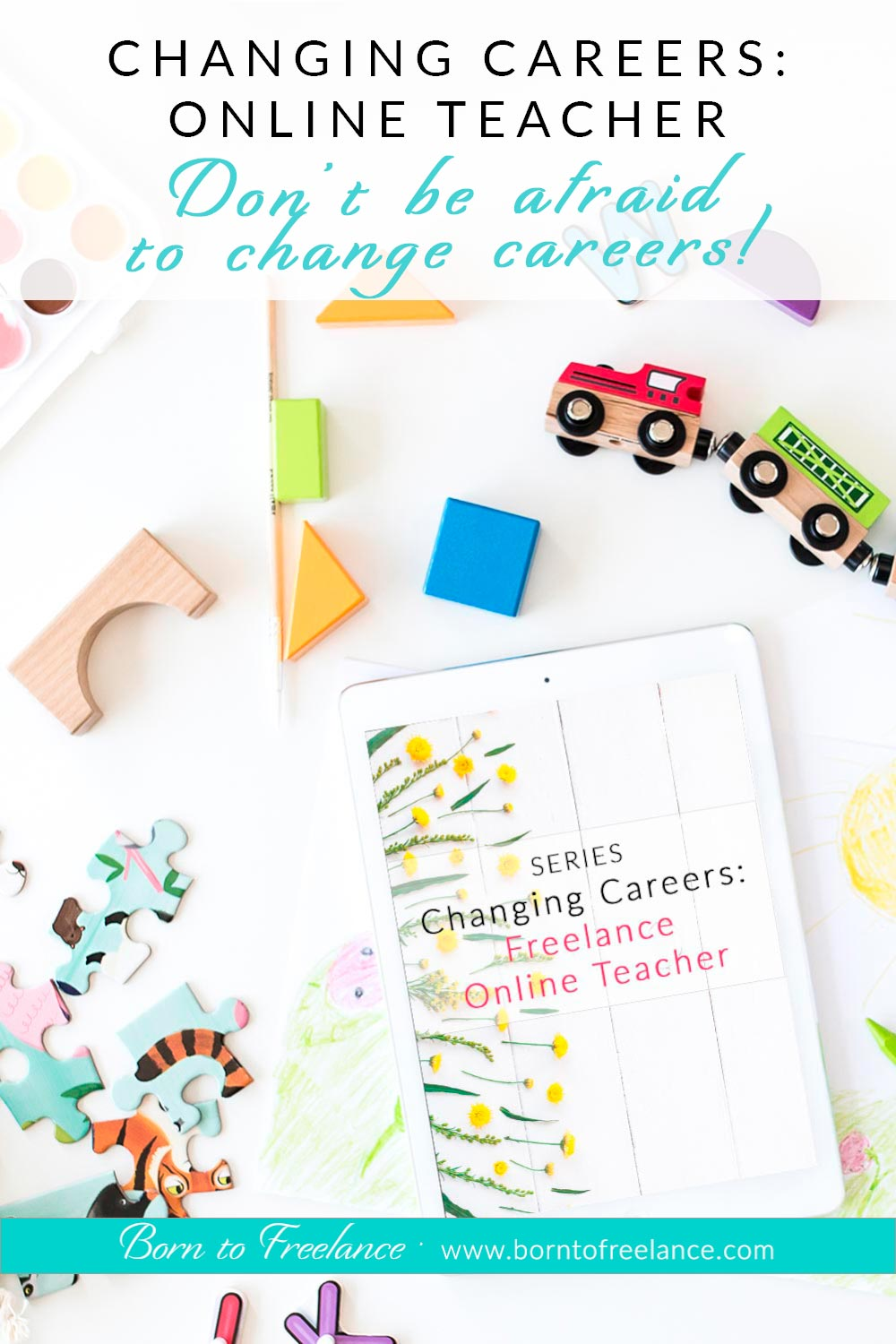 Online Teacher - Change Careers Series