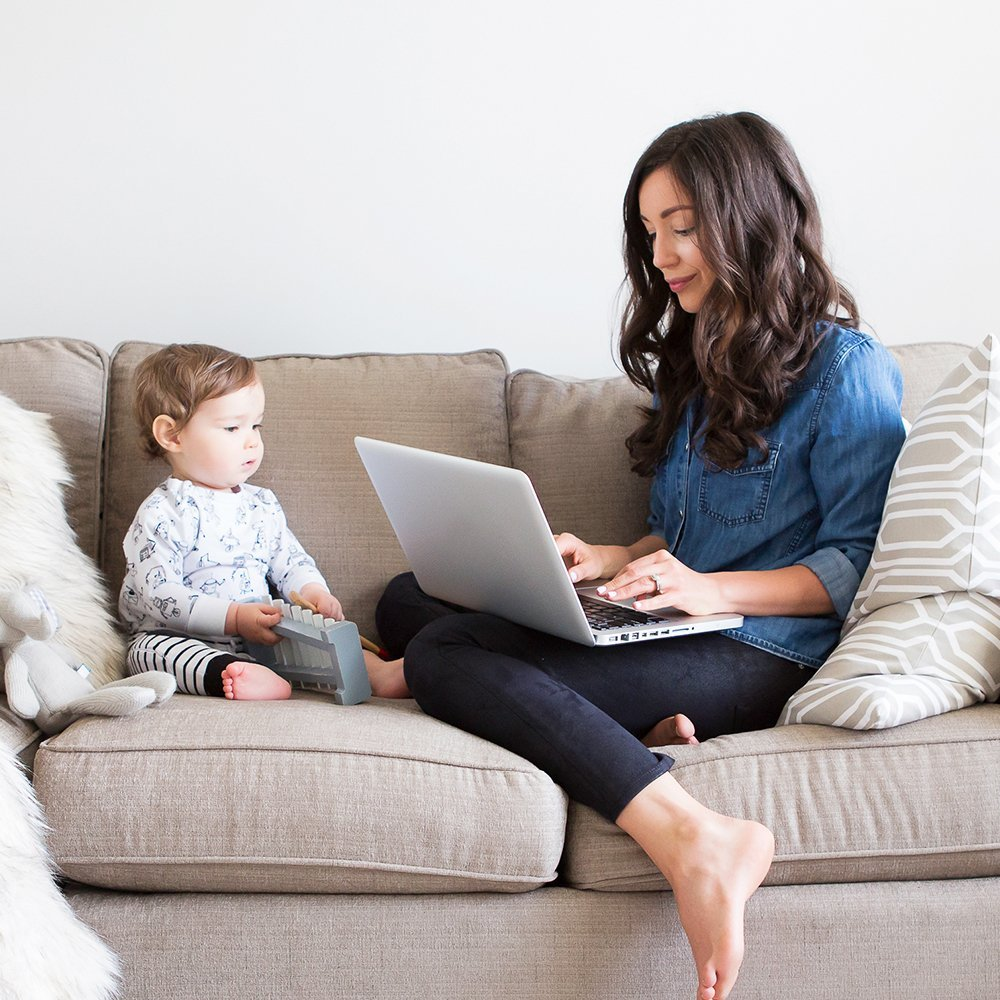 Freelancing for moms