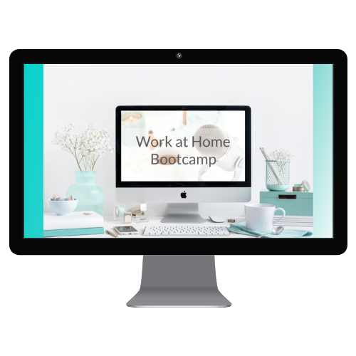 Join the Work at Home Bootcamp