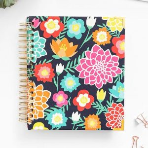 Living Well Planner Floral