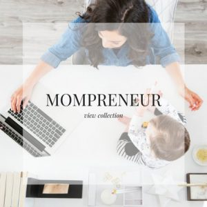 Mompreneur Stock Images