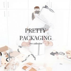 Pretty Packaging Stock Images
