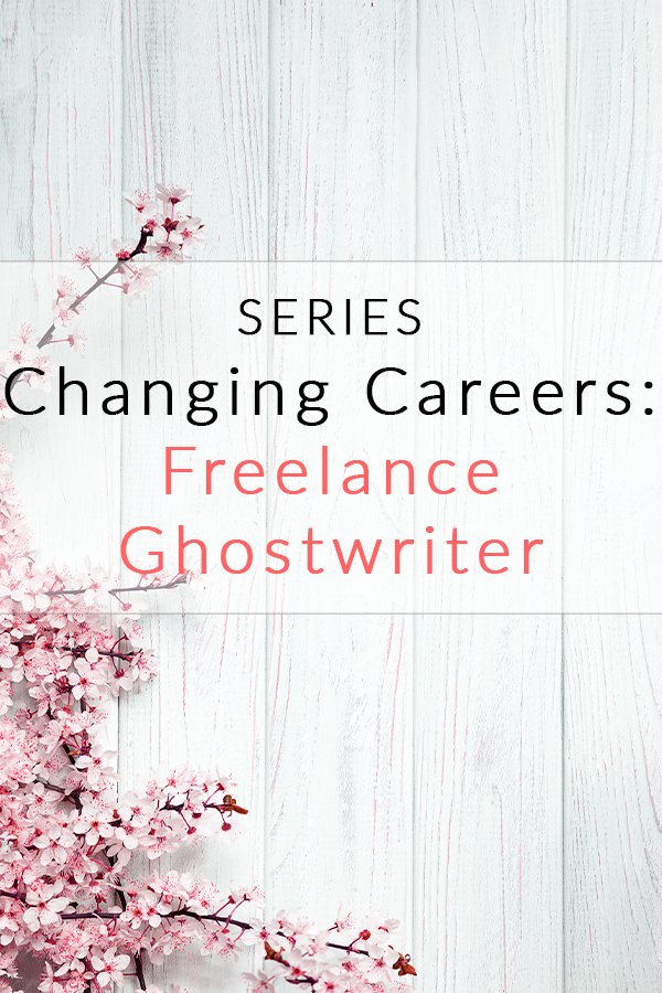 Changing Careers - Ghostwriter #ghostwriter-writing #changing-careers #ghostwriter-jobs #whatisaghostwriter