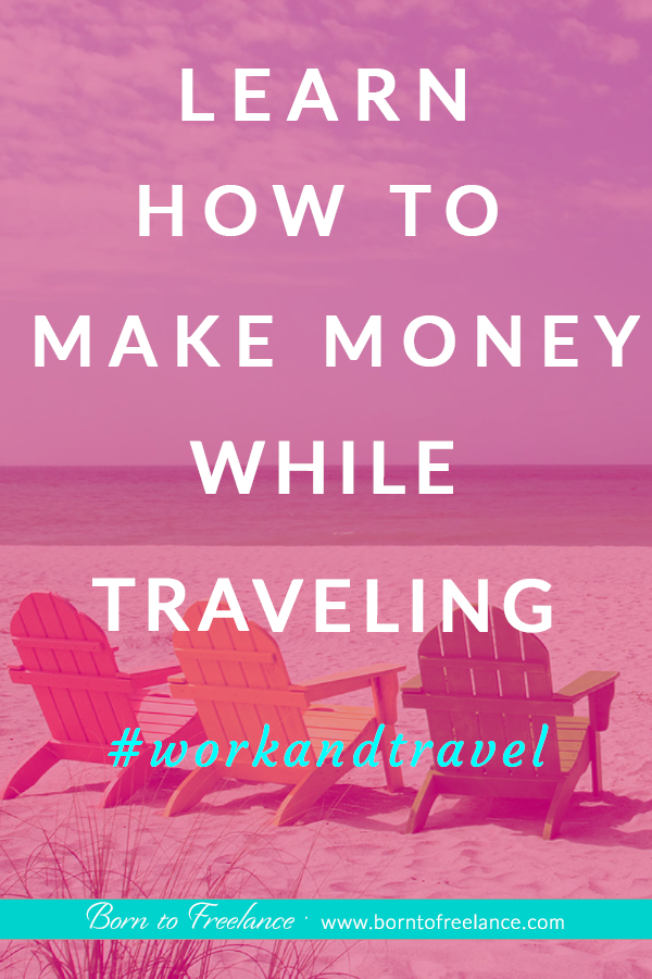 #make-money-traveling #make-money-extra-cash #make-money-vacations #travel-the-world-plan #travel-the-world-for-a-year #make-money-blogging