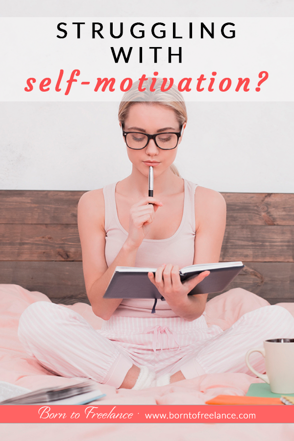 Struggling with self-motivation? Stick to the plan and follow these techniques to stay motivated. #self-motivation #staymotivated #goal-settings #self-motivation-techniques #borntofreelance