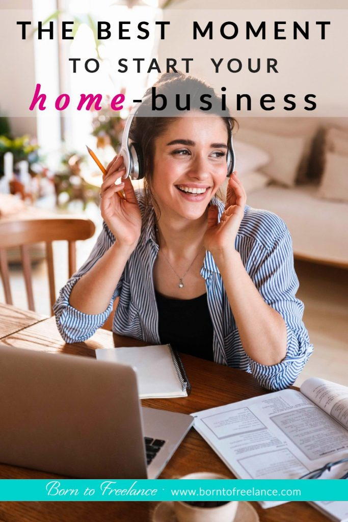 Starting your home-based business