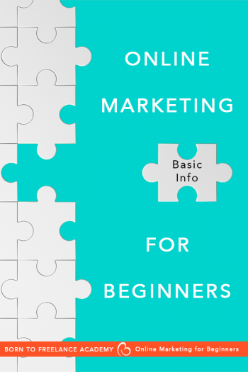 Online Marketing - Basics