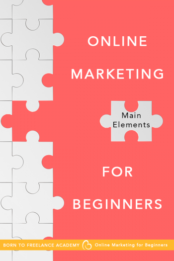 Online Marketing Series - Elements #onlinemarketingcourse #hateselling #businessforintroverts #workfromhome #homeoffice #startabusinessfromhome