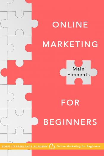 Online Marketing Series - Elements #onlinemarketingcourse #hateselling #businessforintroverts #workfromhome #homeoffice #startabusinessfromhome