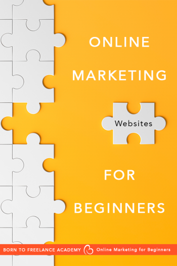 Online marketing for beginners - Websites #onlinemarketingcourse #hateselling #businessforintroverts #workfromhome #websitedesigntips #homeoffice #startabusinessfromhome
