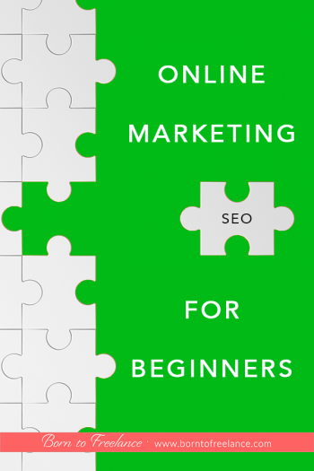 Would you like to know what SEO is all about? Are you a bit afraid of the techie stuff? Check this episode of the Online Marketing series for beginners, and you'll realize that it's much easier than you think! #marketingforsolopreneurs #contentmarketing #onlinemarketingforbeginners #seoforbeginners #borntofreelance