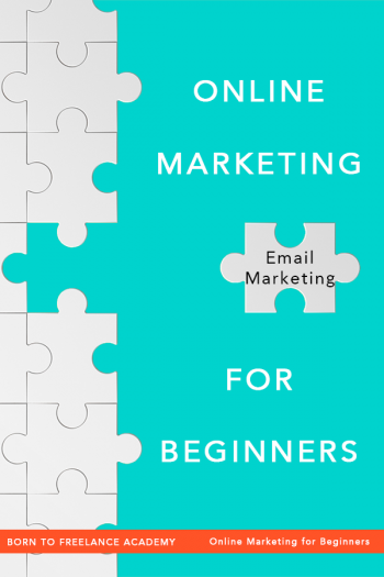 Check this episode of the Online Marketing series for beginners and find out what is email marketing, what is an email list, what do you need an email list for and what is a freebie. #marketingforsolopreneurs #emailmarketing #onlinemarketingforbeginners #emailmarketing #borntofreelance